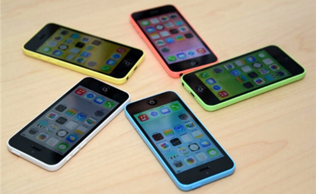 Apple iphone 5c (оригинал синий) 4