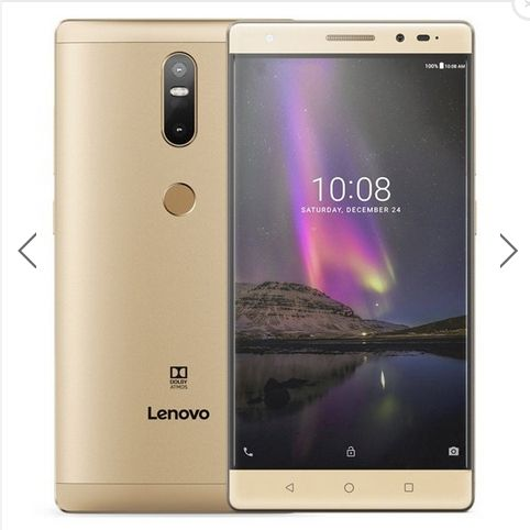Lenovo phab2 Plus 6.4 дюймовый Dual Rear Camera 3Gb 32Gb MTK8783 / 8-Core 4G